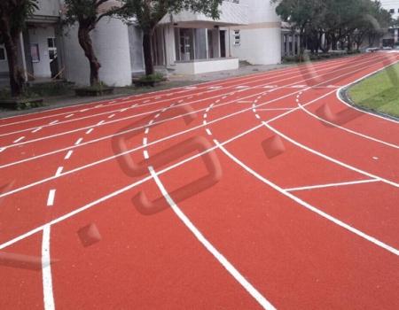 跑道,球場跑道,運動設施,高景,室外球場