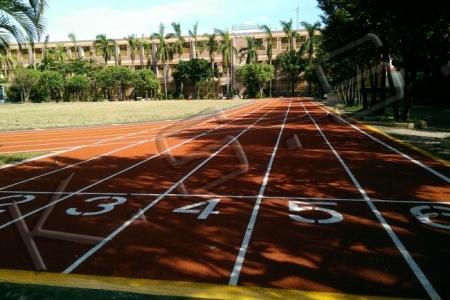球場跑道,運動設施,傳統PU跑道,高景
