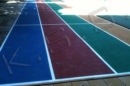 球場跑道,運動設施,高景,合成橡膠跑道