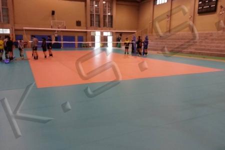 球場跑道,運動設施,高景,PVC排球地墊