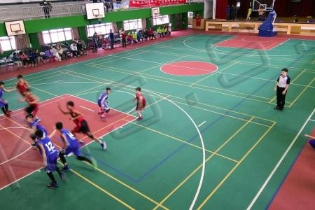 球場跑道,運動設施,高景,PVC綜合球場地墊
