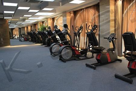 球場跑道,運動設施,高景,重訓室PVC地墊