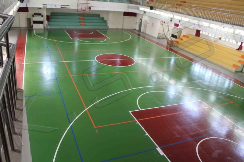 球場跑道,運動設施,高景,PU球場,球場