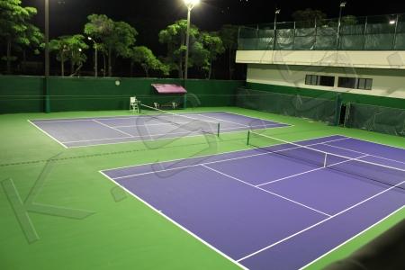球場跑道,運動設施,高景,球場,彈性壓克力球場