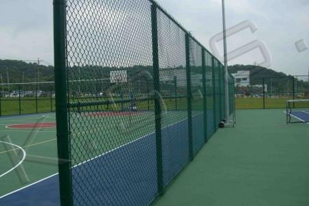 球場跑道,運動設施,高景,鐵絲圍網