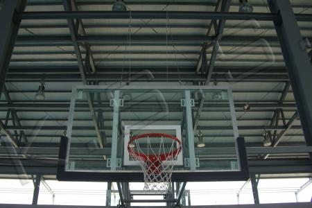 球場跑道,運動設施,高景,籃球架,壁掛式籃球架